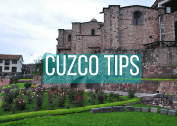What NOT to do in Cuzco, Peru