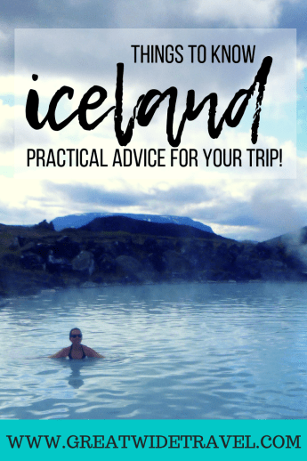 Practical and Useful Advice and things to know before traveling to iceland