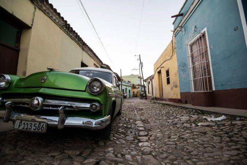 cuba, havana, old cars, habana vieja