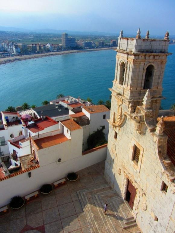 Peñíscola, castle, Spain, valencia