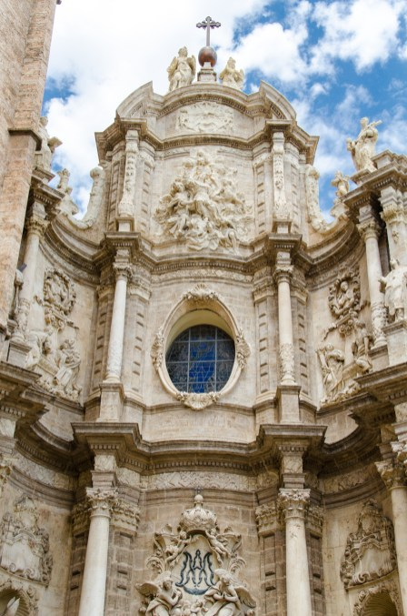 catedral de valencia, cathedral, spain