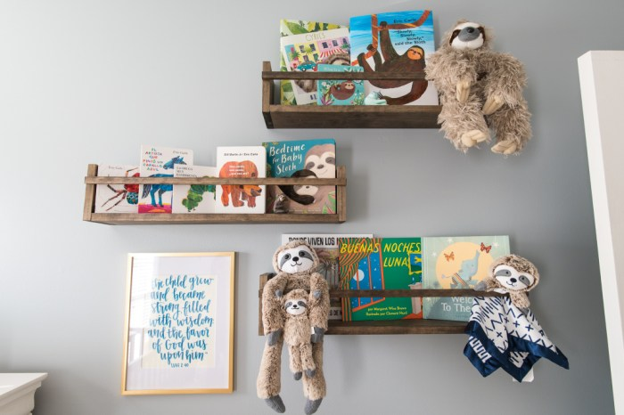Sloth Travel Theme Nursery
