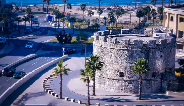venetian tower durres