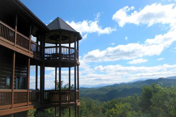 gatlinburg cabins for groups