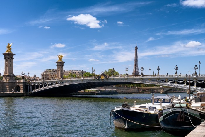 paris, france, seine