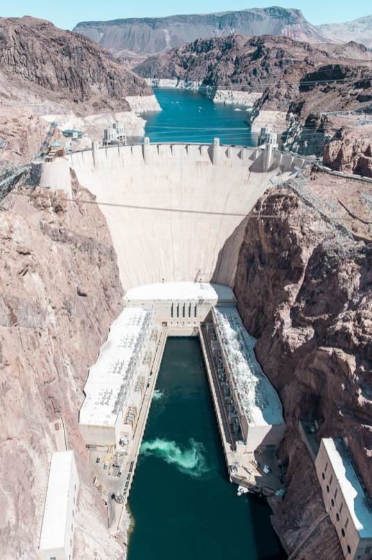 hoover dam, visit from kanab