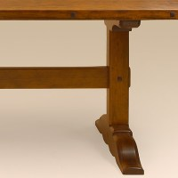 Designer Trestle Table