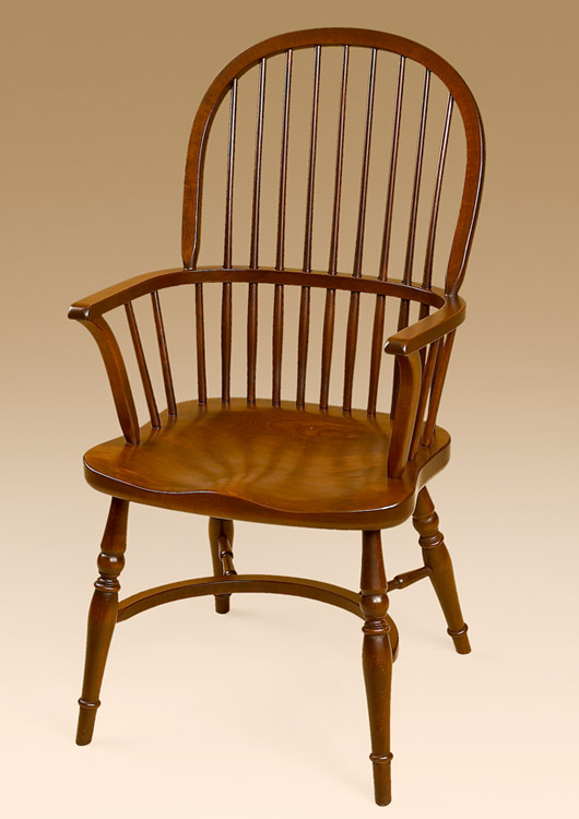 Wooden Kitchen Chairs With Arms  Home Ideas