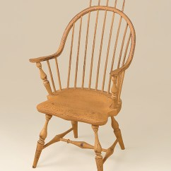Windsor Chair With Arms Pool Float Chairs Great Historical Continuous Arm Comb Image