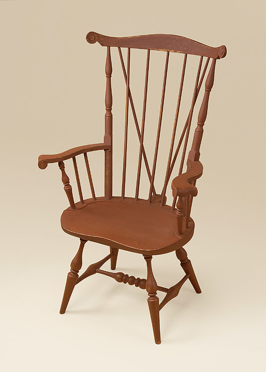 windsor chair with arms floor mat historical nantucket armchair brace image