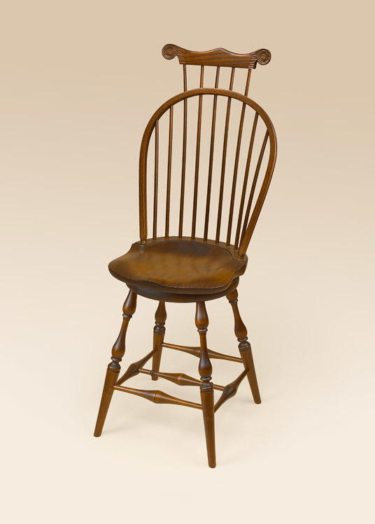 chair stool with back florence dining bespoke counter stools great windsor chairs historical swivel bow comb image