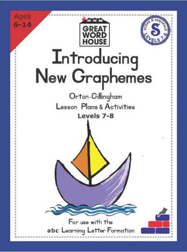 Introducing New Graphemes Levels 7-8