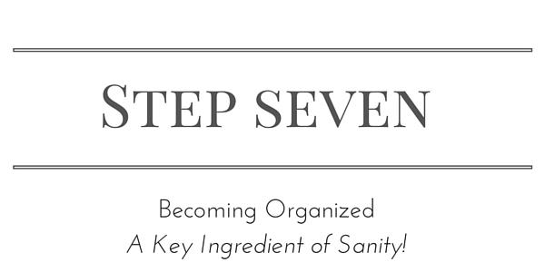 Image result for step seven