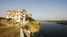 Bhainsrorgarh Fort Nr. Kota Rajasthan Hotel Greaves