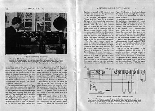 A. H. Grebe WGMU Mobile Radio Station, page 2
