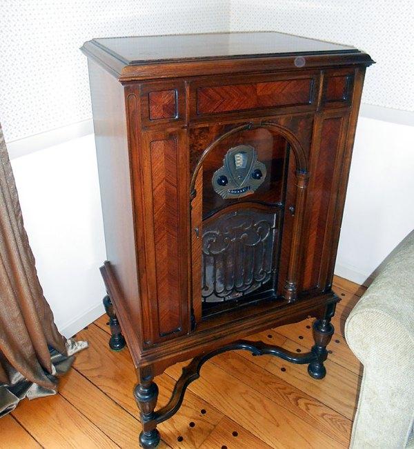 Grebe Radio Phonograph
