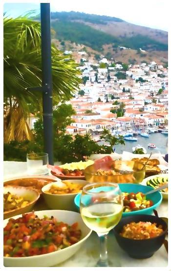 La cucina Greca  Gastronomia greca