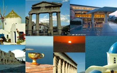 En Grecia dime donde quieres estar, y yo te diré cómo, cuándo, y por qué