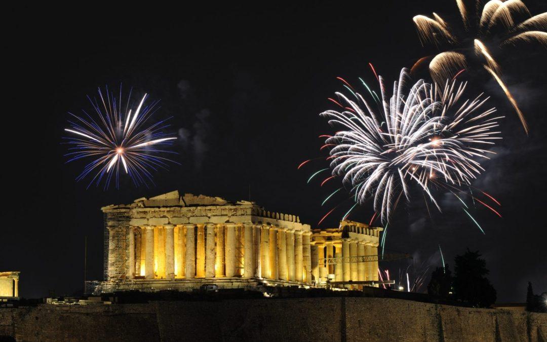 Tour Noche vieja en Atenas