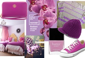 radiant orchid   Pantone's color of the year
