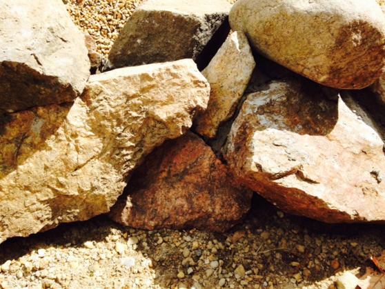 rock layer detail 7