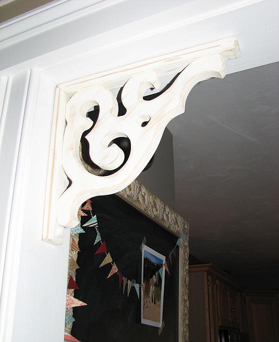 detail in doorway