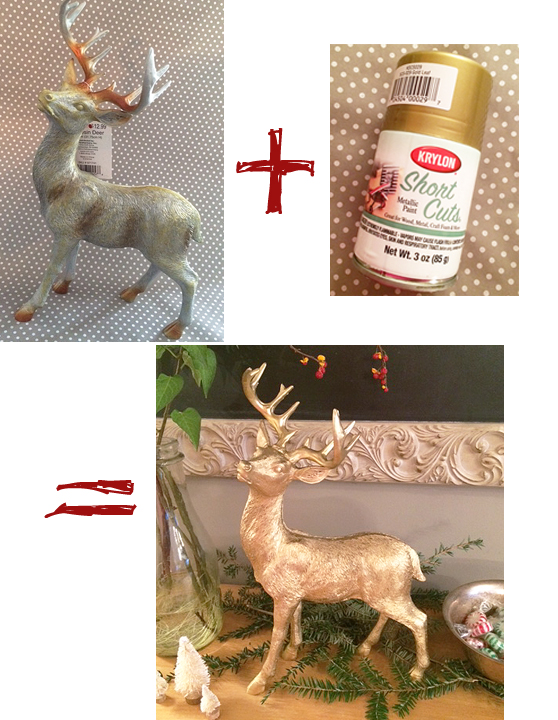 reindeer equasion