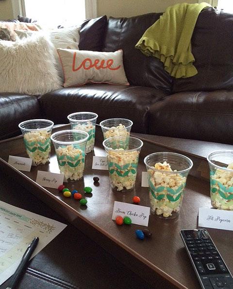 popcorn taste test