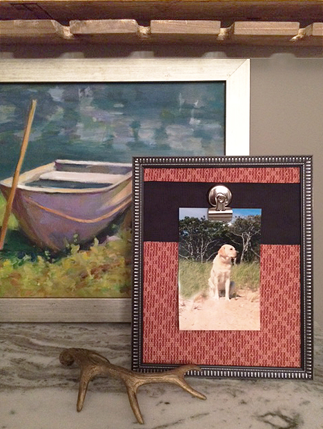 repurposed frame thin