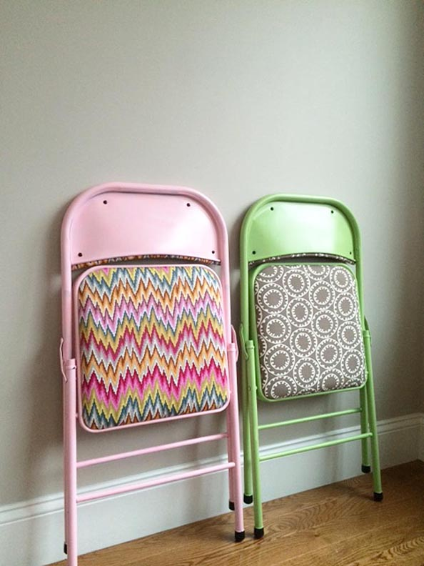 folding chairs_folded