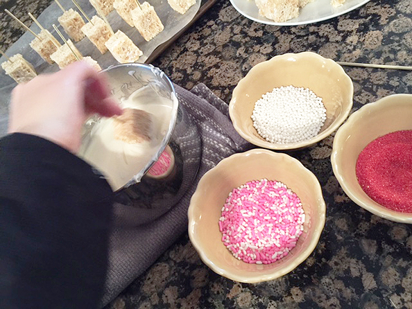 valentines rice krispies_chocolate