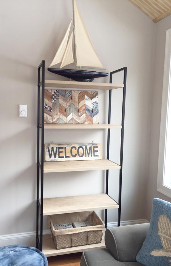 styling shelf_large items