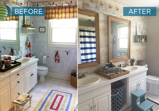 bathroom reveal_before after