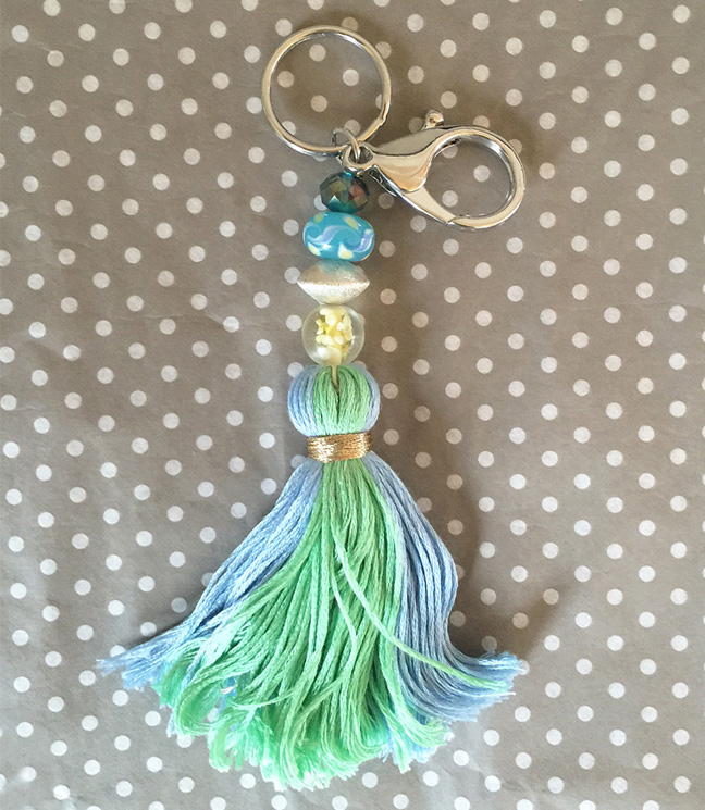 greco design tassels_ done single