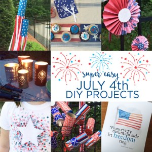 July 4th DIY projects
