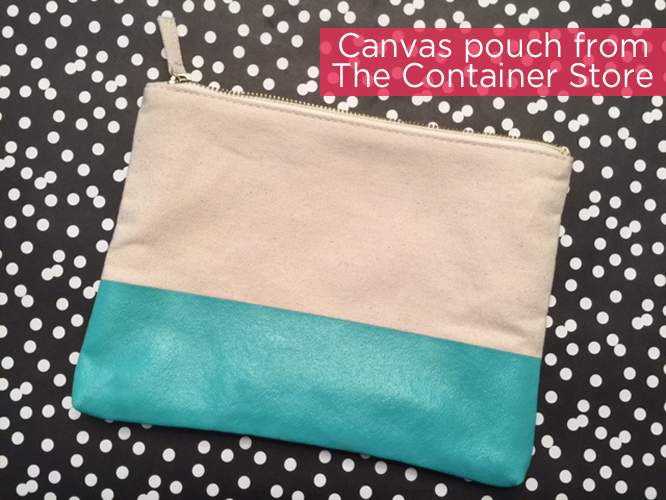 beauty ER kit_canvas colorblock pouch2