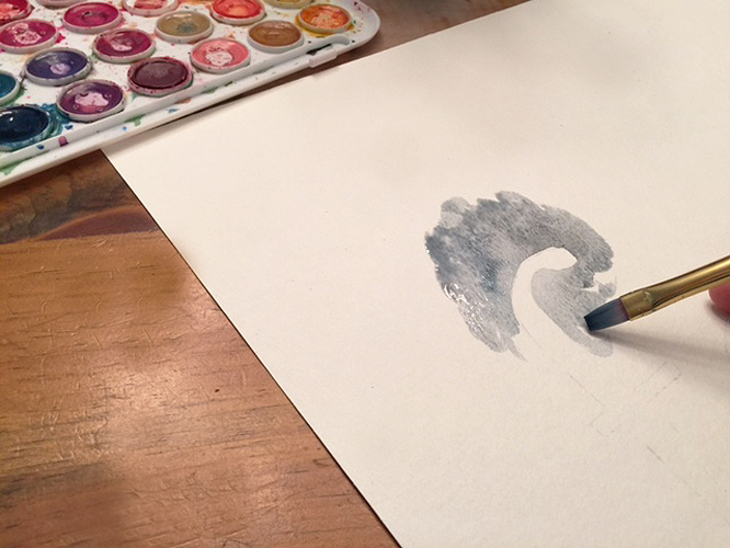 watercolor type_painting 1