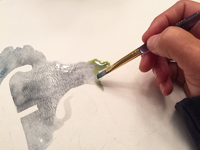 watercolor type_painting 2a