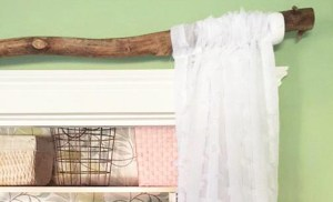 How to Treat Wood Branches for Home Decor
