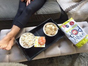 SkinnyPop® Popcorn and Cocktail Pairings (with recipes)