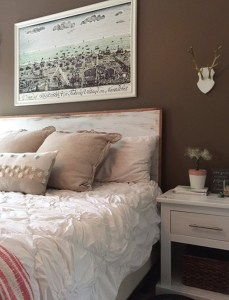 One Room Challenge™ Week 4 – Bedroom Makeover