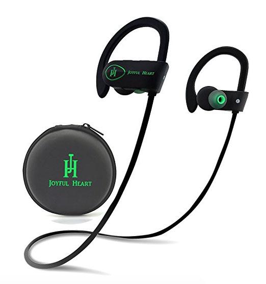 bluetooth headphones by joyful heart