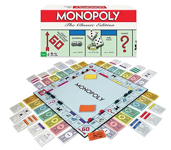 10 simple graduation gift ideas - board games