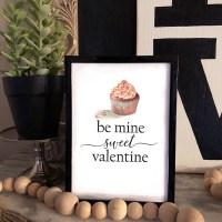 FREE valentine's art print