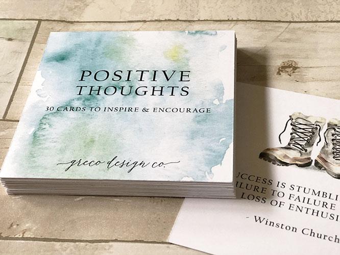 inspirational card sets