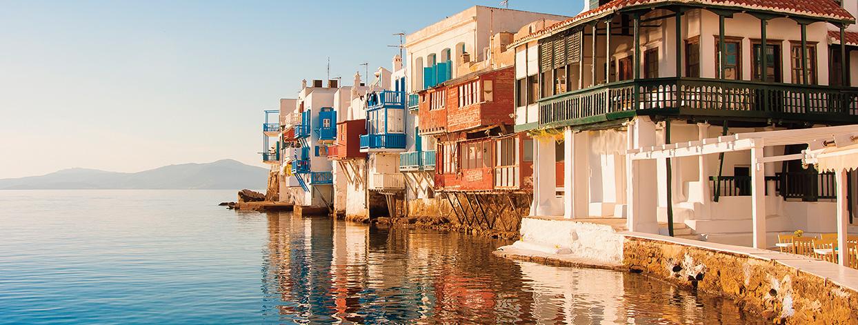 Mykonos Town  Chora  Grecotel Hotels  Resorts