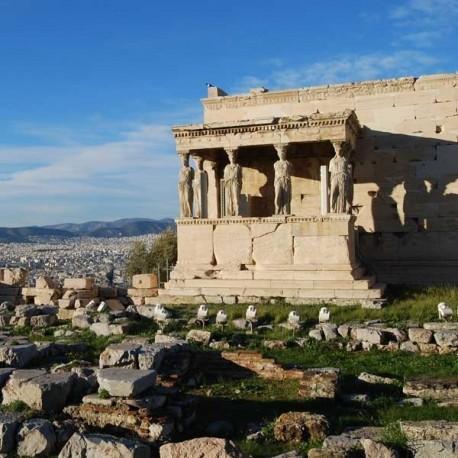 Visita Guiada Acrpolis y Panormica de Atenas en Espaol