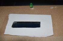 Ecco la scatola contenente il tutto vista da fuori prima di apportare le modifiche esterne
