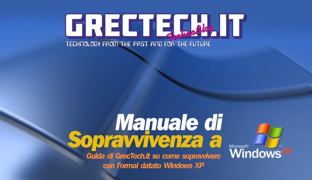 ManualeSopravvivenzaXP | GrecTech