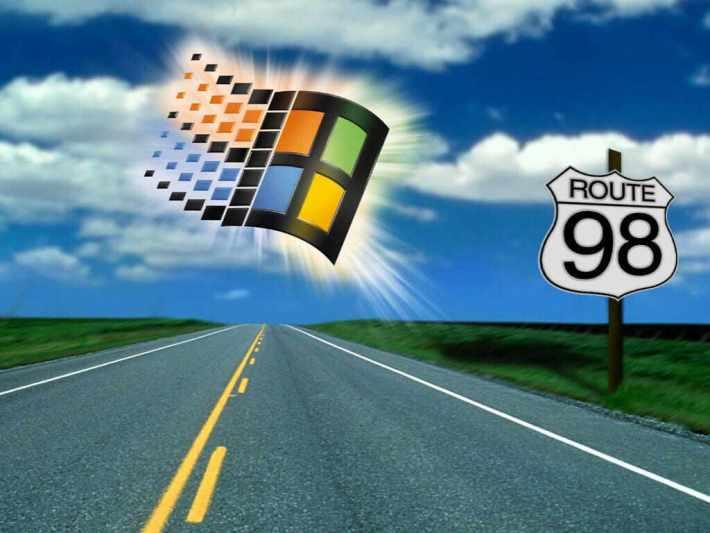windows 98 | GrecTech